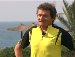 Interview mit Herbert Steffny Laufcamp Playa Granada